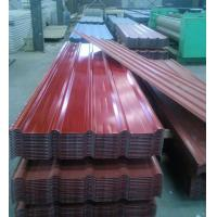 Wholesale Prepainted Stainless Steel Roof Tile Corrugated Galvanizing Steel Sheet from china suppliers