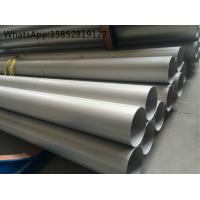 Wholesale DIN 1.4541 or TP321 ASTM A312 Welded Stainless Steel Pipe and Tube with SRL , DRL from china suppliers
