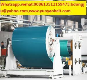 food grade PU conveyor belt from chinese factory