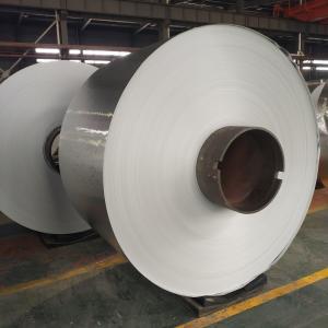 Wholesale Reflective Aluminium Foil Roll , Aluminium Strip Foil 1345678 Series 7606 from china suppliers