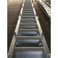 Quality 12-58 Steps Aluminum Alloy Marine Boarding Ladder Accommodation Ladder for sale