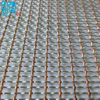Wholesale Carbon Steel/Aluminum/Stainless Steel Corrugated Wire Net (ISO9001 Factory) from china suppliers