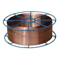Metal Spool Packing K300 Mild Steel Copper-Coated Welding Wire Aws Er70s