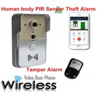 Wholesale Multi Apartments WiFi Video Doorbell Security System 720P Resolution , CE Certification from china suppliers