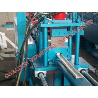 Wholesale Drywall Steel Studs / Framing Panel Cold Roll Forming Machine With 3 Tons Decoiler from china suppliers