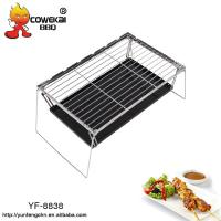 how to use disposable bbq grill