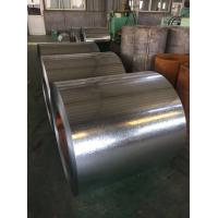 Quality Anti Finger Hot Dipped Galvanized Steel Coils , Galvalume Steel Coil for sale