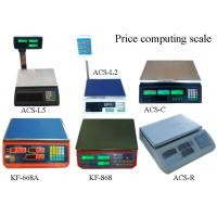 Wholesale Kitchen Digital Price Computing Scale Floor Type Electric Platform Scale from china suppliers