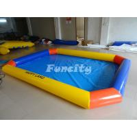 Wholesale CE Approved Mini Inflatable Water Swimming Pool Above Ground Salt Water Pool from china suppliers
