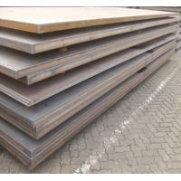 Wholesale A283 Cold Rolled Steel Plate Prepainted Corten Steel A572 ASTM For Marine from china suppliers