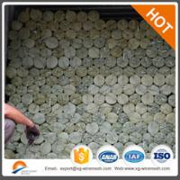 Rectangular Winding-resisting Low carbon steel plate perforated metal for grain filtering Twill weave 316 Stainless stee
