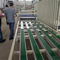 Wholesale Fireproof / Waterproof Fiber Cement Siding Sheet Assembly Line 1 Year Warranty from china suppliers