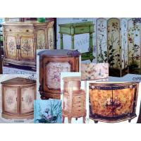 Wholesale Hand Painted Furniture, Cabinet, Screen, Console, Anitique Furniture, European Style Furniture from china suppliers