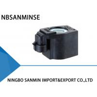 Wholesale SL140 Plug Type 16W DC Solenoid Coil , Electrical Equipment Coil For Solenoid Valve from china suppliers