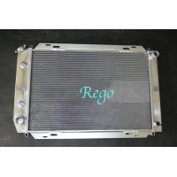Quality Customized Aluminum Racing Radiator For FORD MUSTANG 1979-1993 MANUAL for sale