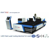 Wholesale CNC Fiber Laser Cutting Machine For metal HANS GS 500W Laser Metal Cutter from china suppliers