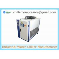Wholesale 0C/-5C/-10C 3HP Scroll Air Cooled Type Glycol Chiller Brewery for USA with 1phase/220v/60hz from china suppliers