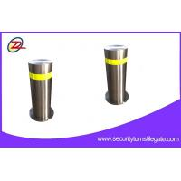 Wholesale Security hydraulic retractable bollards , Traffic automatic rising bollards from china suppliers