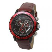 Quality Water Resistant Red Multifunction Wrist Watch For Men 2.2 * 2.0cm,multifunction wrist watch for sale