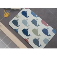 Wholesale Quick Dry Diatomite Bath Shower Mats Non Slip Foot Mat Durable Wear-resisting from china suppliers