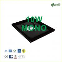 Quality 10Wp Monocrystalline Solar Panels With IEC61730 / IEC61215 Certificate for sale