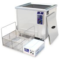Wholesale Large Scale Industrial Ultrasonic Cleaner , Ultrasonic Cleaning Machine Capacity 120L from china suppliers