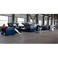 Wholesale GI / PPGI / PPGL Automatic Metal Sheet Cutting Machine Steel Coil Slitting Line from china suppliers