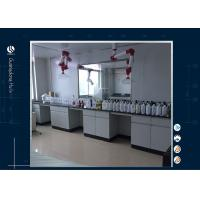 Wholesale Heat Resistant Ceramic Worktops Physics Laboratory Furniture  Floor Mounted Workbench from china suppliers