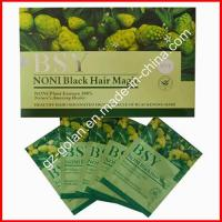 Wholesale Noni Black Hair Magic Shampoo 20ml*20 (GL-HD0001) from china suppliers