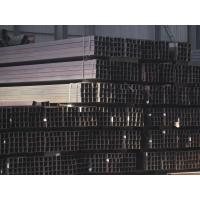 Wholesale 20x30-200x400mm Rectangular Pipes , Various Types Square and Rectangular Steel Pipe from china suppliers