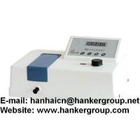 Wholesale Visible Spectrophotometer from china suppliers
