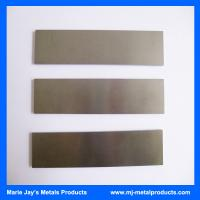 High quality hot selling HIP Sintered Tungsten Carbide Plates
