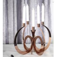 Wholesale stainless steel candle holder from china suppliers