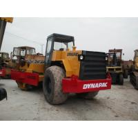 Wholesale Dynapac CA30D Second Hand Road Roller with  Pull Behind Rubber Tire Roller for sale from china suppliers