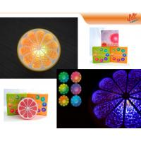 Wholesale Waterproof mini colorful orange light, portable Led Book Lamp, Led Night Lamp from china suppliers