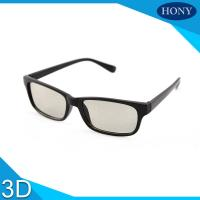 Wholesale 3D Glasses For Movies With ABS Frame Thicknes Lens 0.19mm-0.38mm from china suppliers