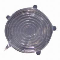 Wholesale Flexi Fit Lids, Made of Food Safe Silicone  from china suppliers