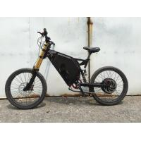 Quality Disc Brake Stealth Bomber Electric Mountain Bike 25-40km/H Speed for sale