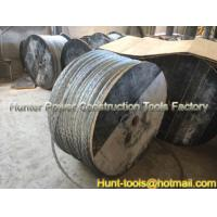 Wholesale Pulling Rope Anti-twisting Galvanized Steel Wire Rope 16mm from china suppliers