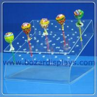 Buy cheap Fashionable Acrylic Lollipop Display Stand from wholesalers