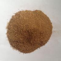 Wholesale 0.8~1mm, 80~90g/Ldensity,Promotional Nature light corks granules for floor underlayment,Eco-friendly and heat insulation from china suppliers
