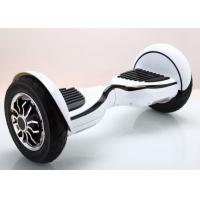 Wholesale Portable 10 Inch Inflatable Tire Hoverboard With Bluetooth Speaker , 36v Voltage from china suppliers