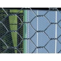 Wholesale 16 Gauge Galvanized Woven Wire Mesh Fencing For Building Paddle / Tennis Courts from china suppliers