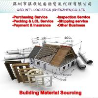 Wholesale One-Stop Agent, Sourcing, Logistics Shipping, Clearance Services from china suppliers