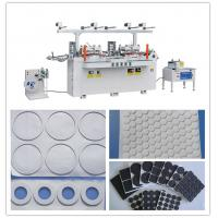 Wholesale BOPP Tape Gasket Die Cutting Machine For Screen Protector , Paper Die Cutter Machine from china suppliers