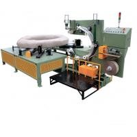 Wholesale PLC Horizontal Digital Coil Wrapping Machine With Vertical Hoisting from china suppliers