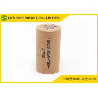 SC1800mah 1.2 Volt Rechargeable Batteries For Battery Packs / Remote Control Toys