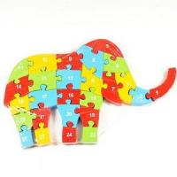 Wholesale Kids Wooden Jigsaw Puzzle from china suppliers