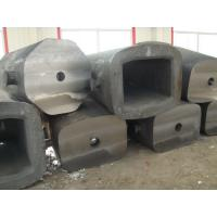 Wholesale Cast Iron Ingot Mould made in china for export with low price and high quality on buck sale from china suppliers