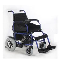 Wholesale Battery Powered Portable Motorized Wheelchair , Automated Wheelchair Equipment JRWD501 from china suppliers